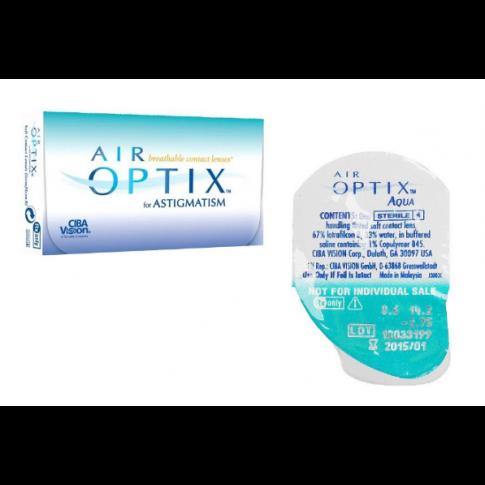 SUPER WYPRZEDAŻ: AIR OPTIX®  AQUA 1 szt.