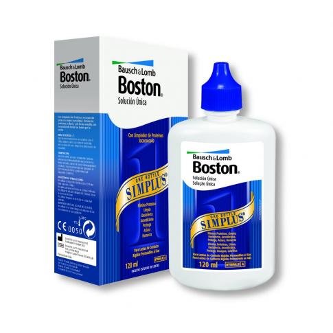 Boston Simplus Multi-Action Solution 120 ml