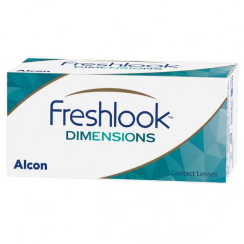 FreshLook Dimensions® 2 szt., moc: 0,00 (PLAN)