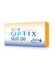 Wyprzedaż: Air Optix Night&Day 6 szt. BC: 8,60, moc: +5,75