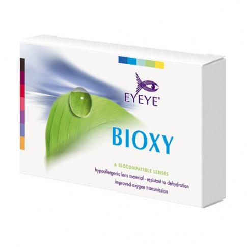 WYPRZEDAŻ: Eyeye Bioxy 6 szt., moc: +0,50