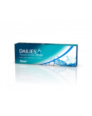 DAILIES® AquaComfort Plus® 30 szt. + 10 szt. EyeLove Exclusive 1-Day GRATIS! (do 2 op.)