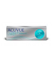 ACUVUE OASYS 1-Day with HydraLuxe 30 szt. + 10 szt. EyeLove Exclusive 1-Day GRATIS!