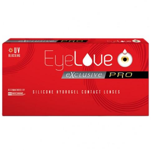 EyeLove Exclusive PRO 6 szt.
