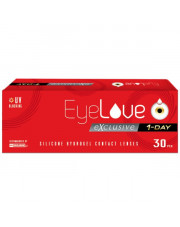 EyeLove Exclusive 1-Day 30 szt. + BON Decathlon GRATIS (do 3 op.)