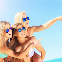 Ochrona UV z soczewkami kontaktowymi ACUVUE®